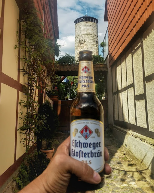 Eschweger Klosterbrau beer from Bad Sooden-Allendorf in Germany