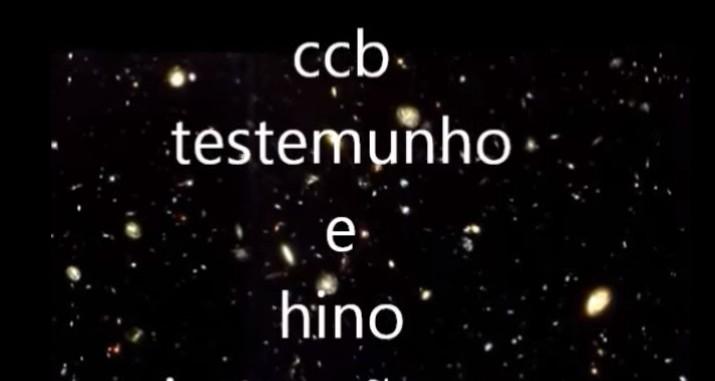 CCB AUDIO BAIXAR TESTEMUNHO