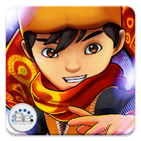 BoBoiBoy Galactic Heroes RPG MOD APK high damage