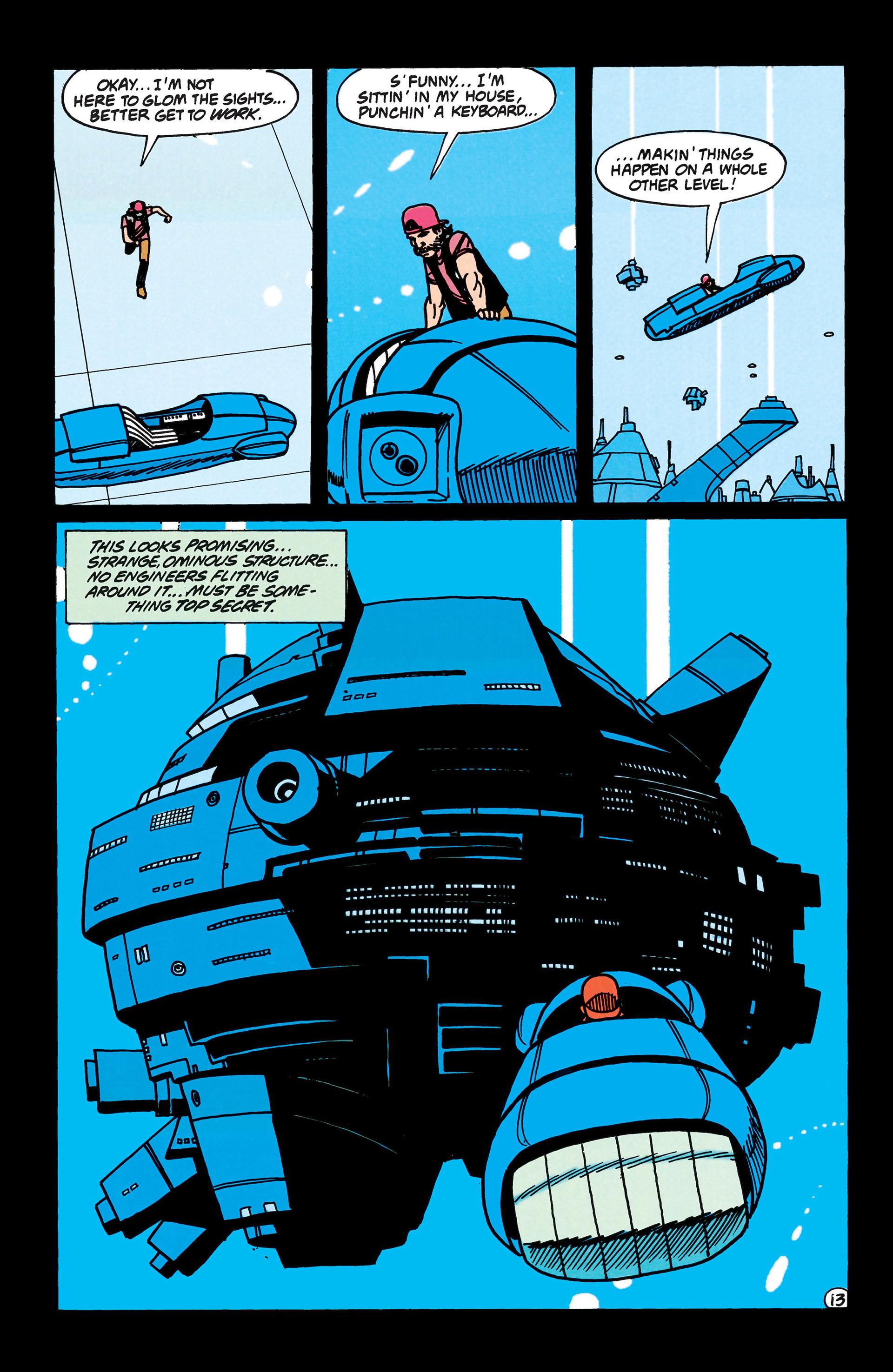 Read online Animal Man (1988) comic -  Issue #47 - 14