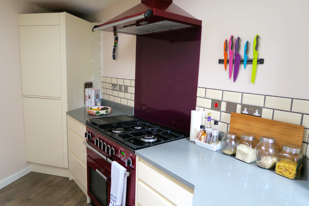 Edinburgh House Tour Kitchen Rangemaster Oven