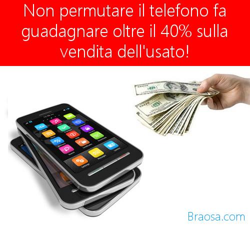 Come guadagnare sulla vendita del proprio telefono senza la permuta