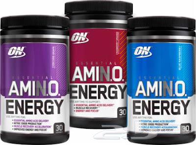 معلومات كاملة عن أمينو انيرجي Amino Energy