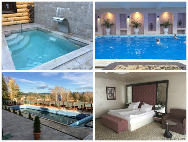 Hotel Royal Spa, Velingrad, Bulgaria