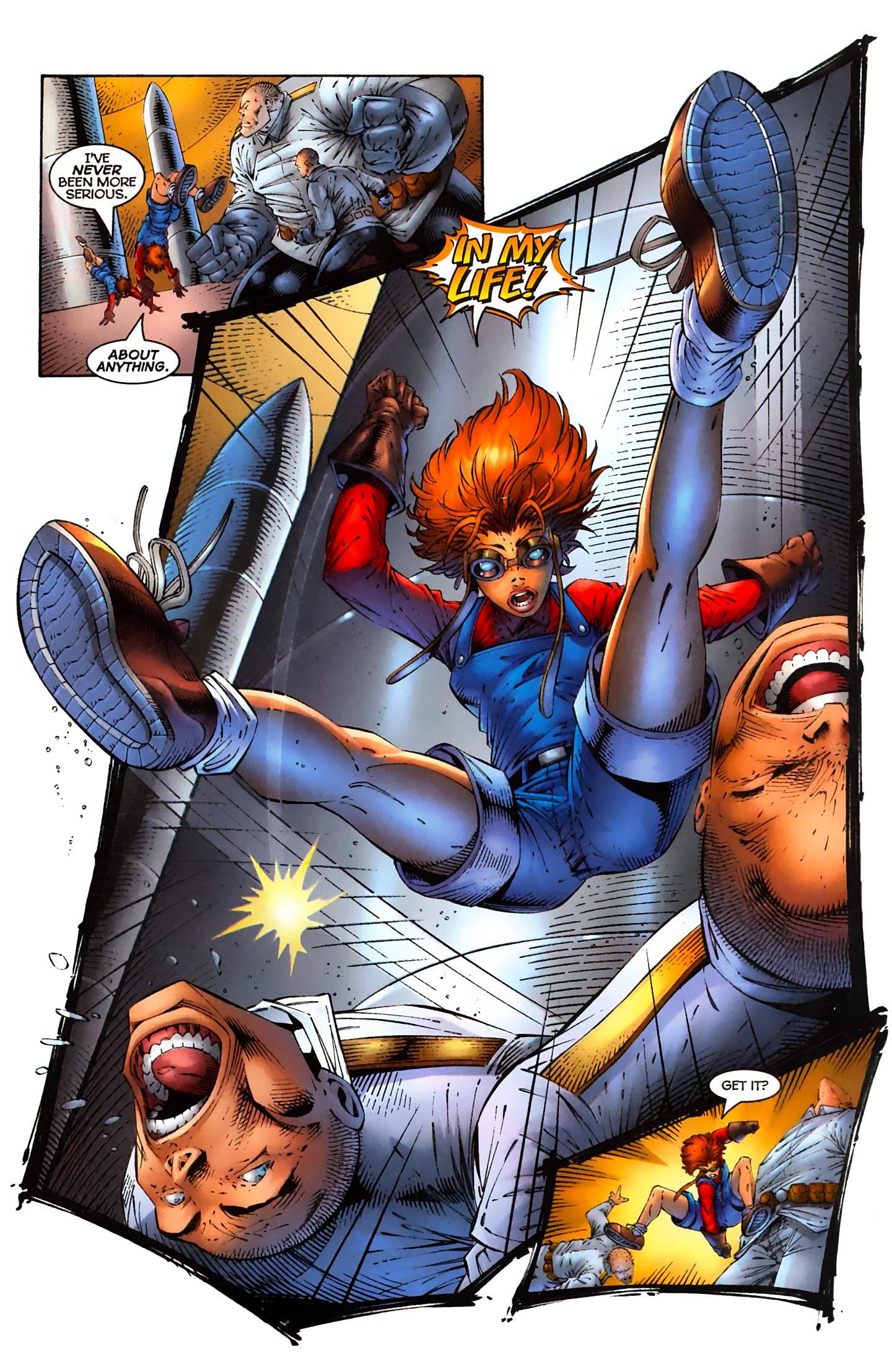Captain America (1996) Issue #5 #5 - English 17