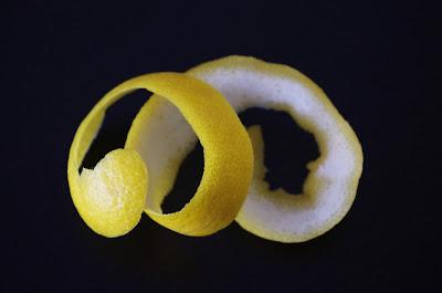 Limpiador casero con limón
