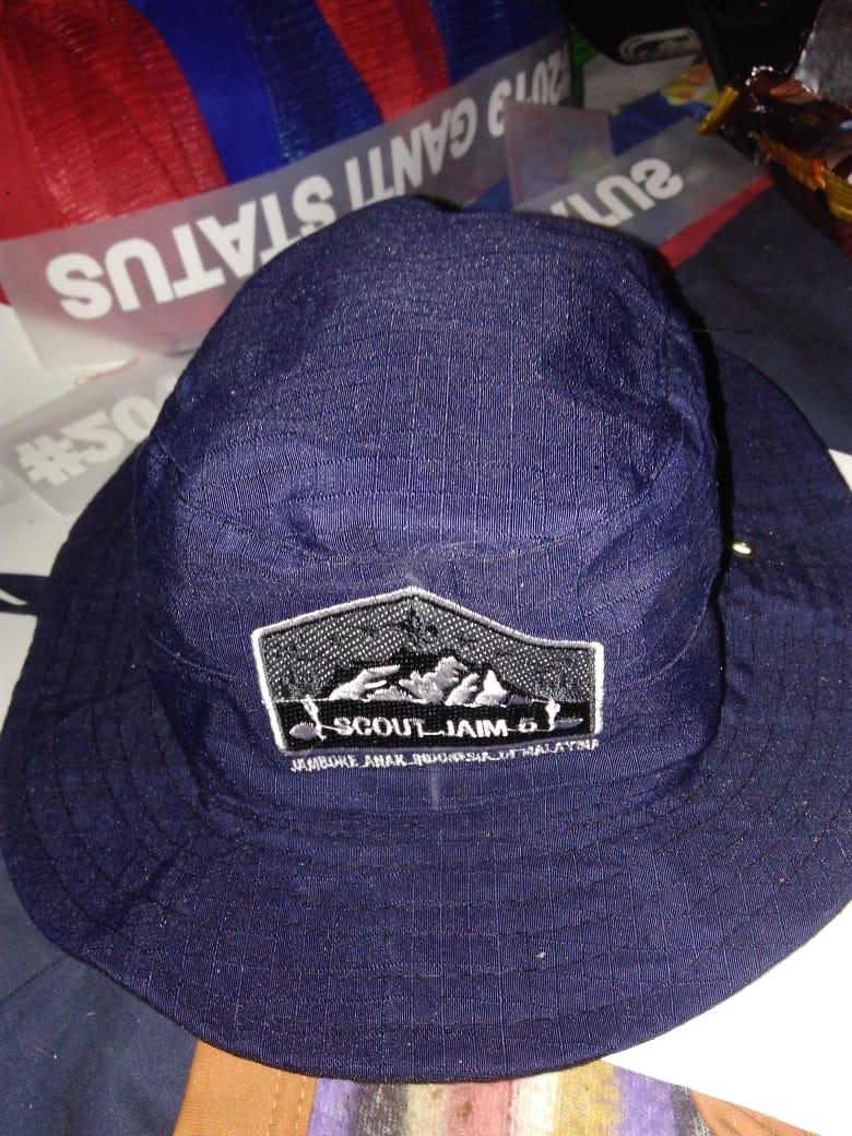 Berikut contoh topi rimba yang bisa kami buat. 991e5cf0cf
