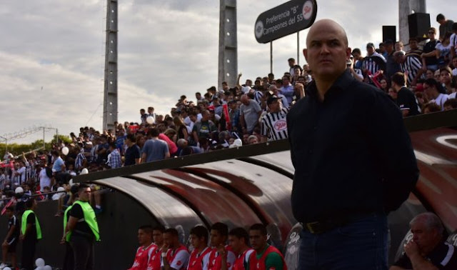 Fernando Jubero consigue su primer título en Paraguay