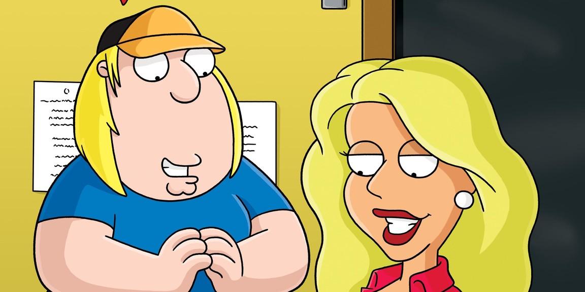 Family Guy - Season 4 Episode 2: Fast Times at Buddy Cianci Jr. High
