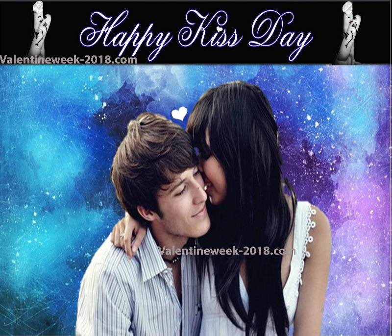 Happy kiss day wallpapers