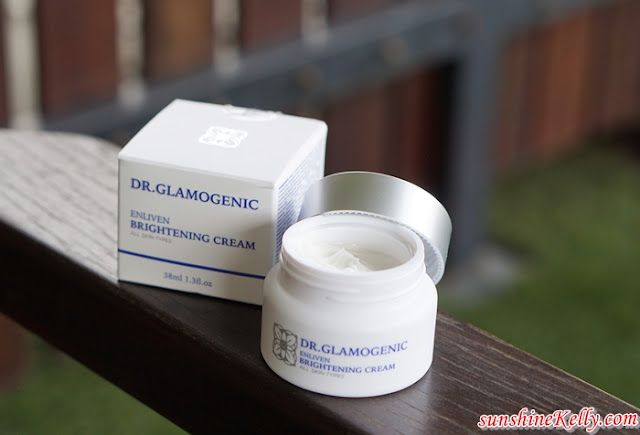 Dr. Glamogenic, Enliven Brightening Cream, Brightening Cream, Beauty Review, Beauty