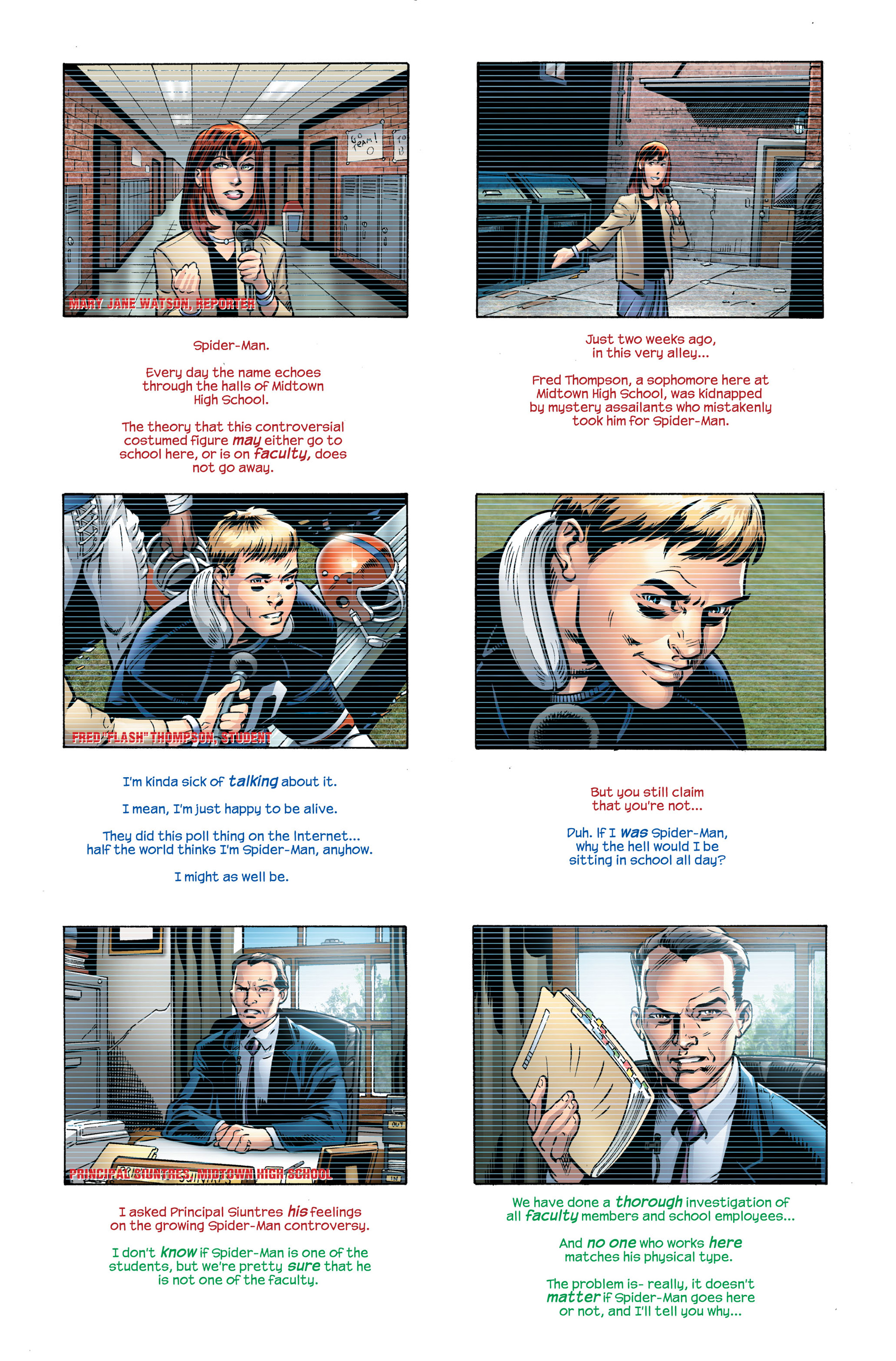 Read online Ultimate Spider-Man (2000) comic -  Issue #108 - 9