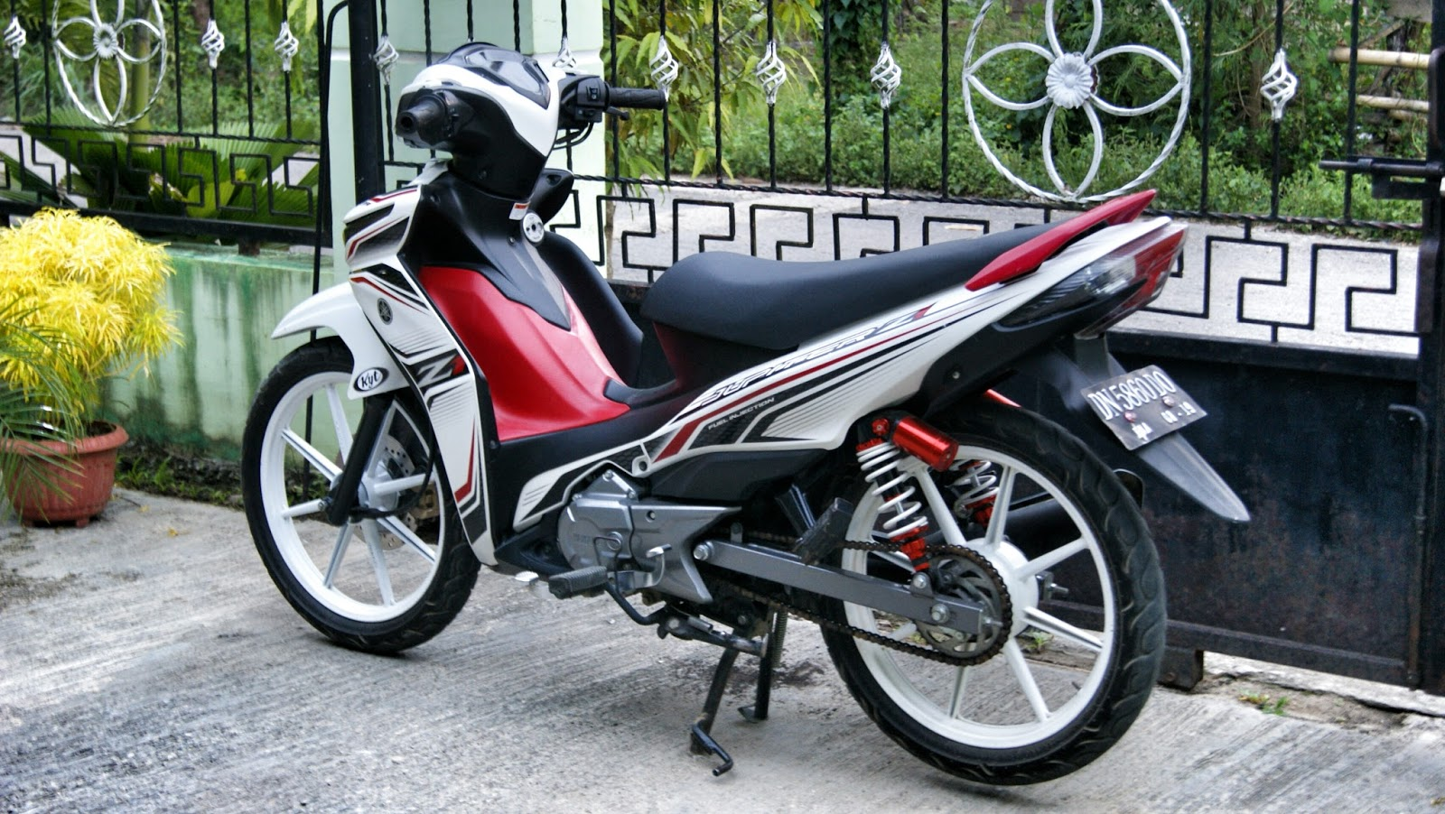 Modifikasi Motor Z1 Motor Motor Unik