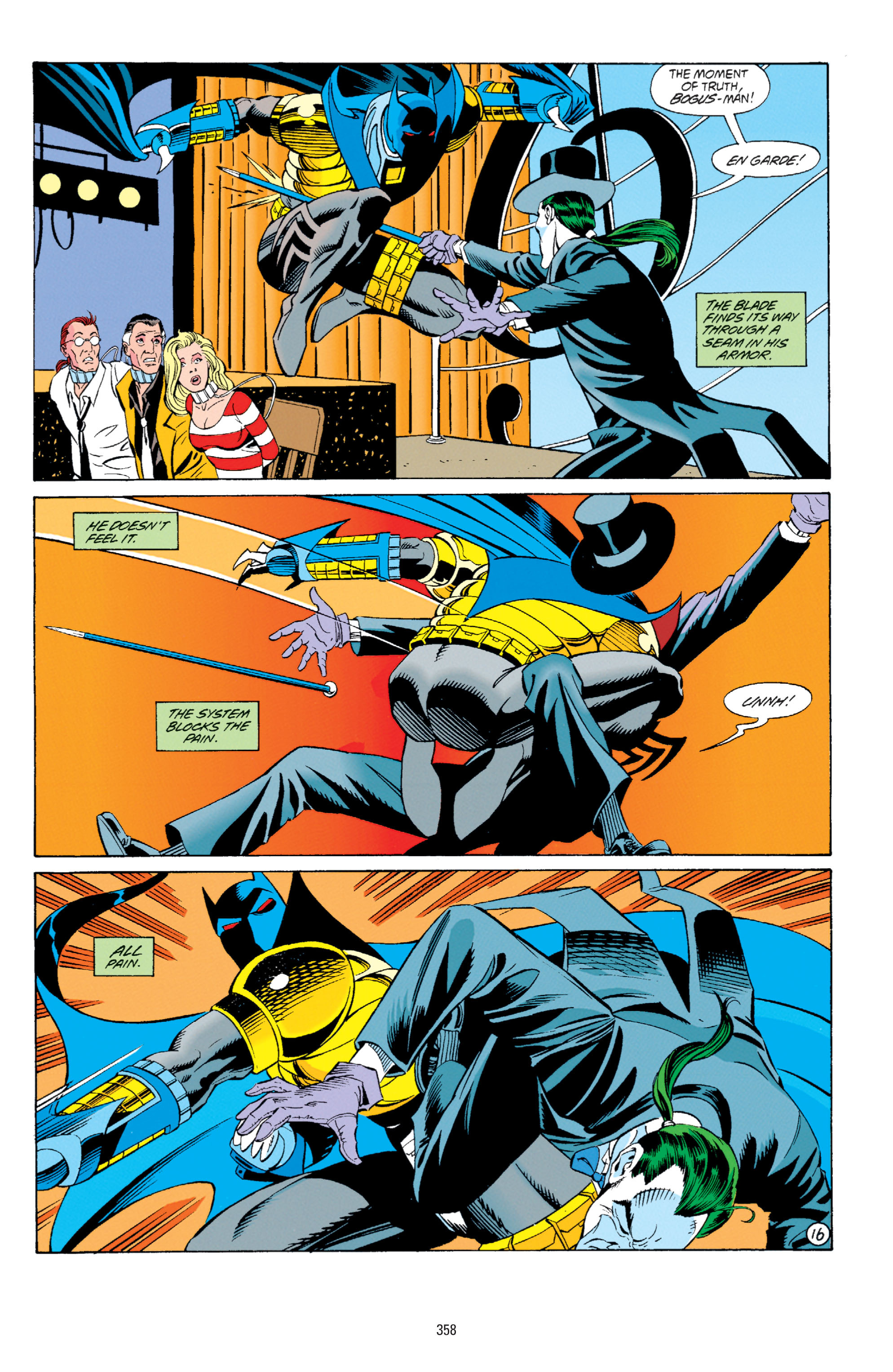 Detective Comics (1937) 673 Page 15