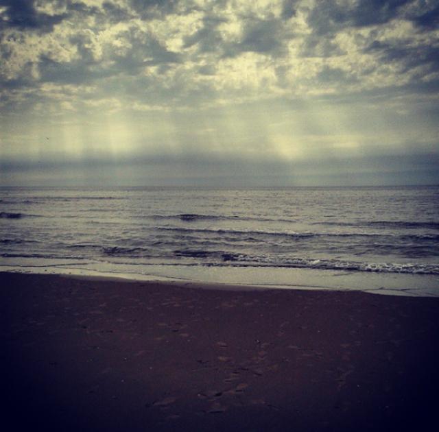 St Annes Beach - St Annes On Sea