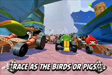 Angry Birds Go Apk free download