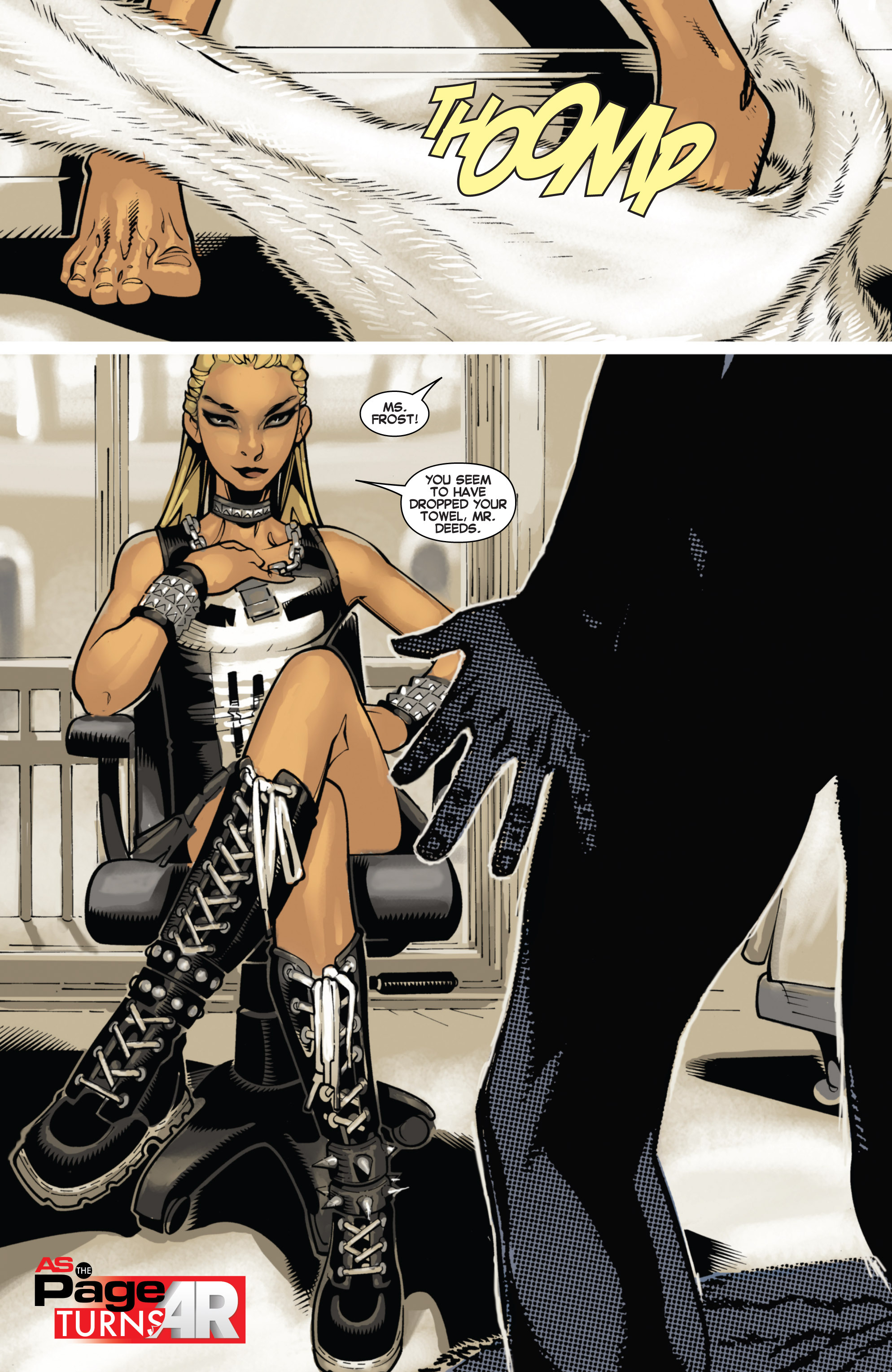 Read online Uncanny X-Men (2013) comic -  Issue # _TPB 3 - The Good, The Bad, The Inhuman - 9