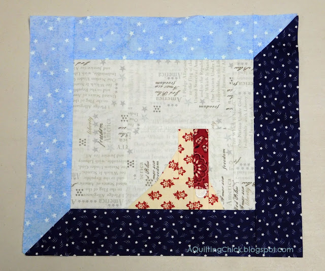A Quilting Chick - Betsy Sue Ross