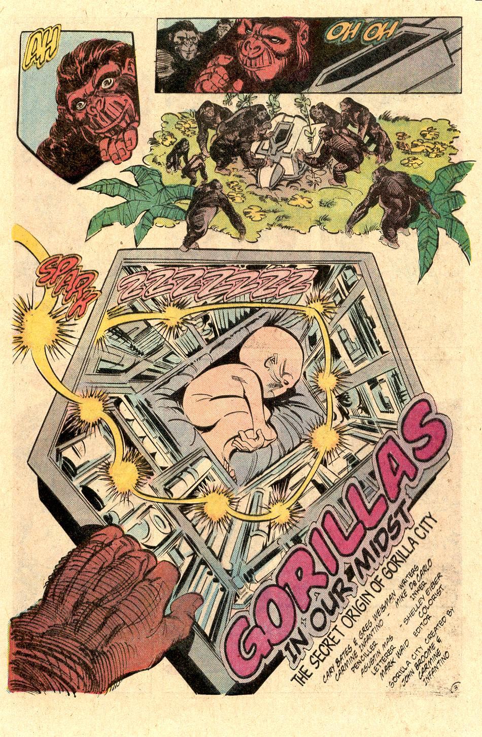 Read online Secret Origins (1986) comic -  Issue #40 - 4