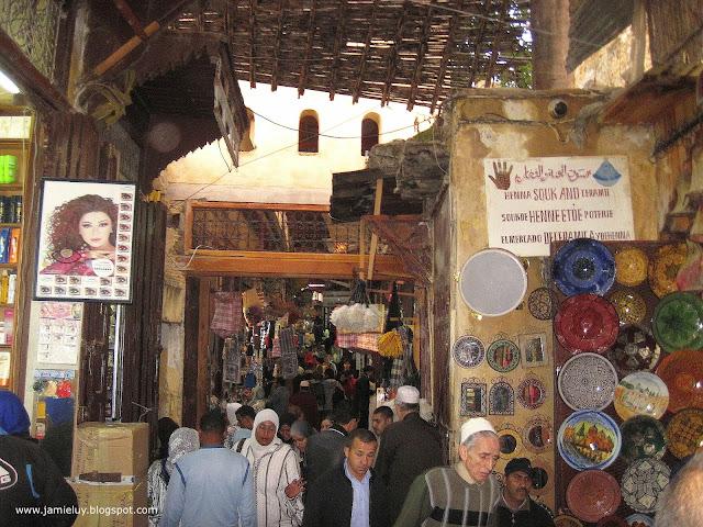 Old Medina, Fez, Morocco