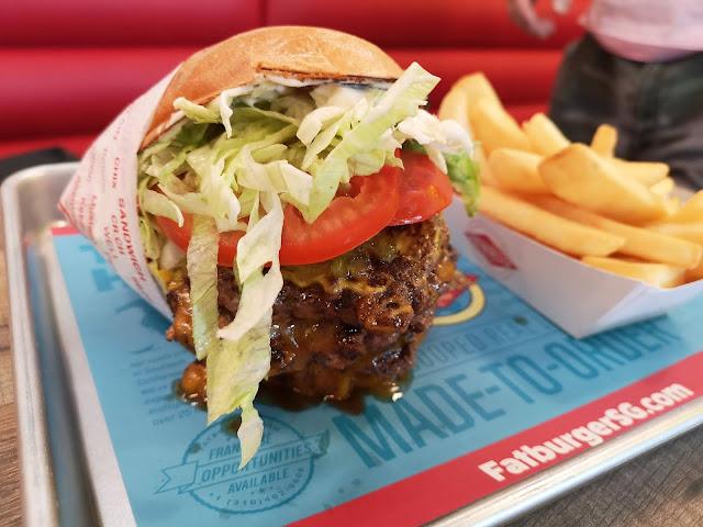 四重奏Quad Burger