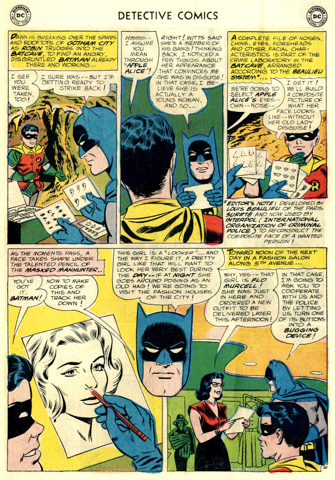 Detective Comics (1937) 344 Page 14