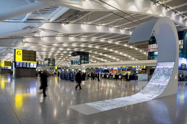 Heathrow Airport Hotels Near Terminal