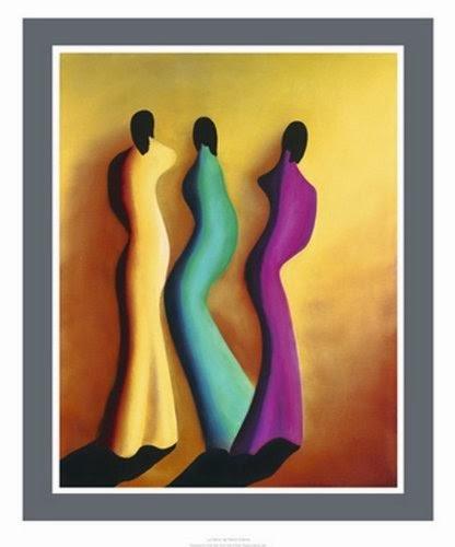 La Dance Poster Print by Patrick Ciranna | artpreneure-20