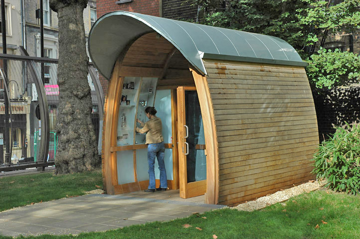 Shedworking: The Art Shed