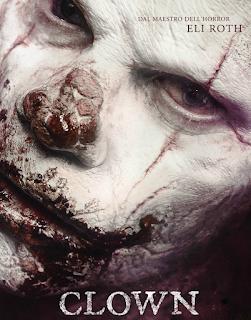 Clown: El Payaso del Mal [2014] [DVD5] [NTSC/R4]