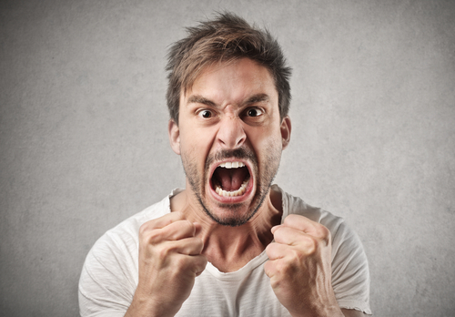 What are the Differences Between Anger and Rage?
