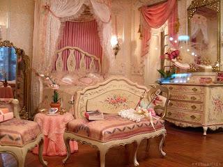 dormitorio rosa para niñas adilescentes