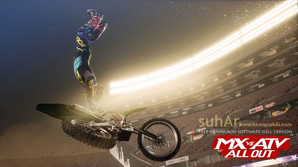 Gratis Download MX vs ATV All Out PC Game Full Repack Game
