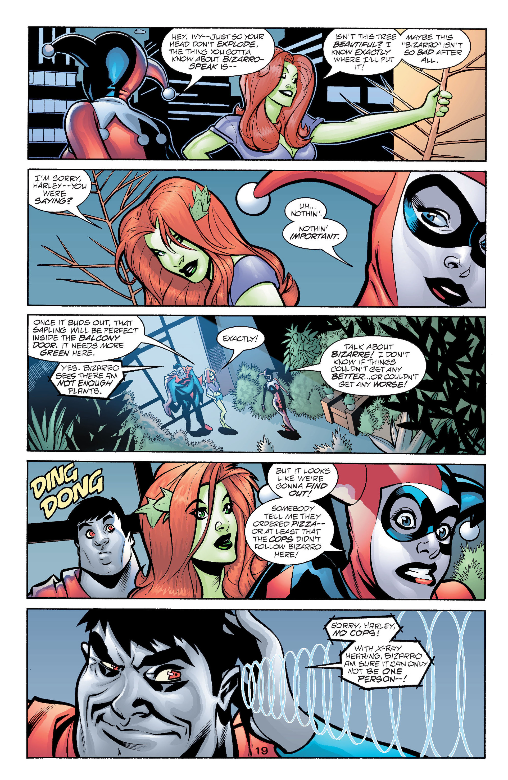 Harley Quinn (2000) Issue #17 #17 - English 19