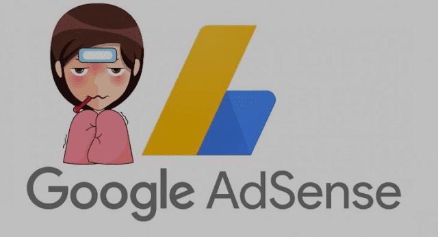 مشاكل في Google Adsense في جميع أنحاء العالم