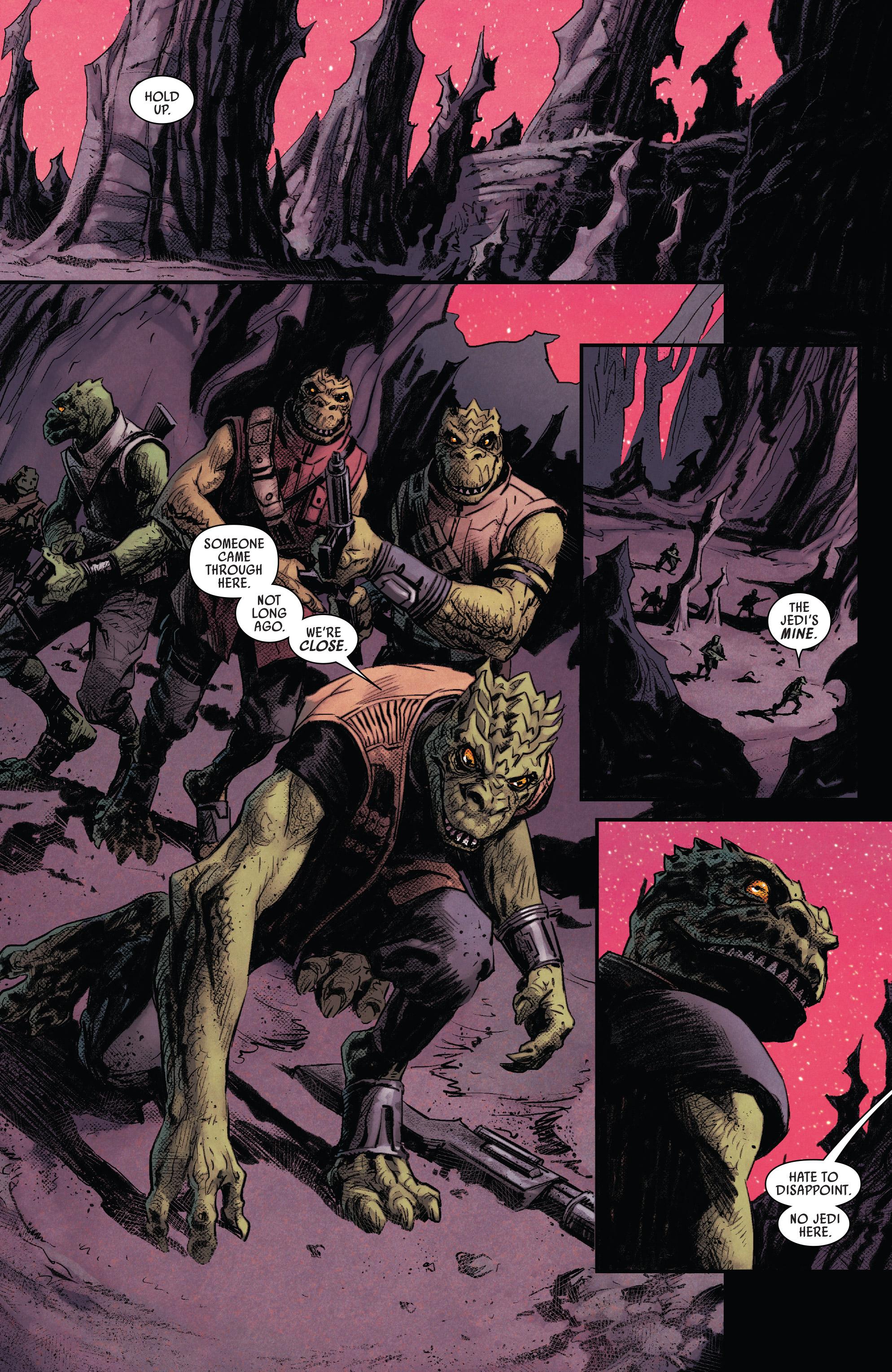 Read online Darth Maul comic -  Issue #4 - 14