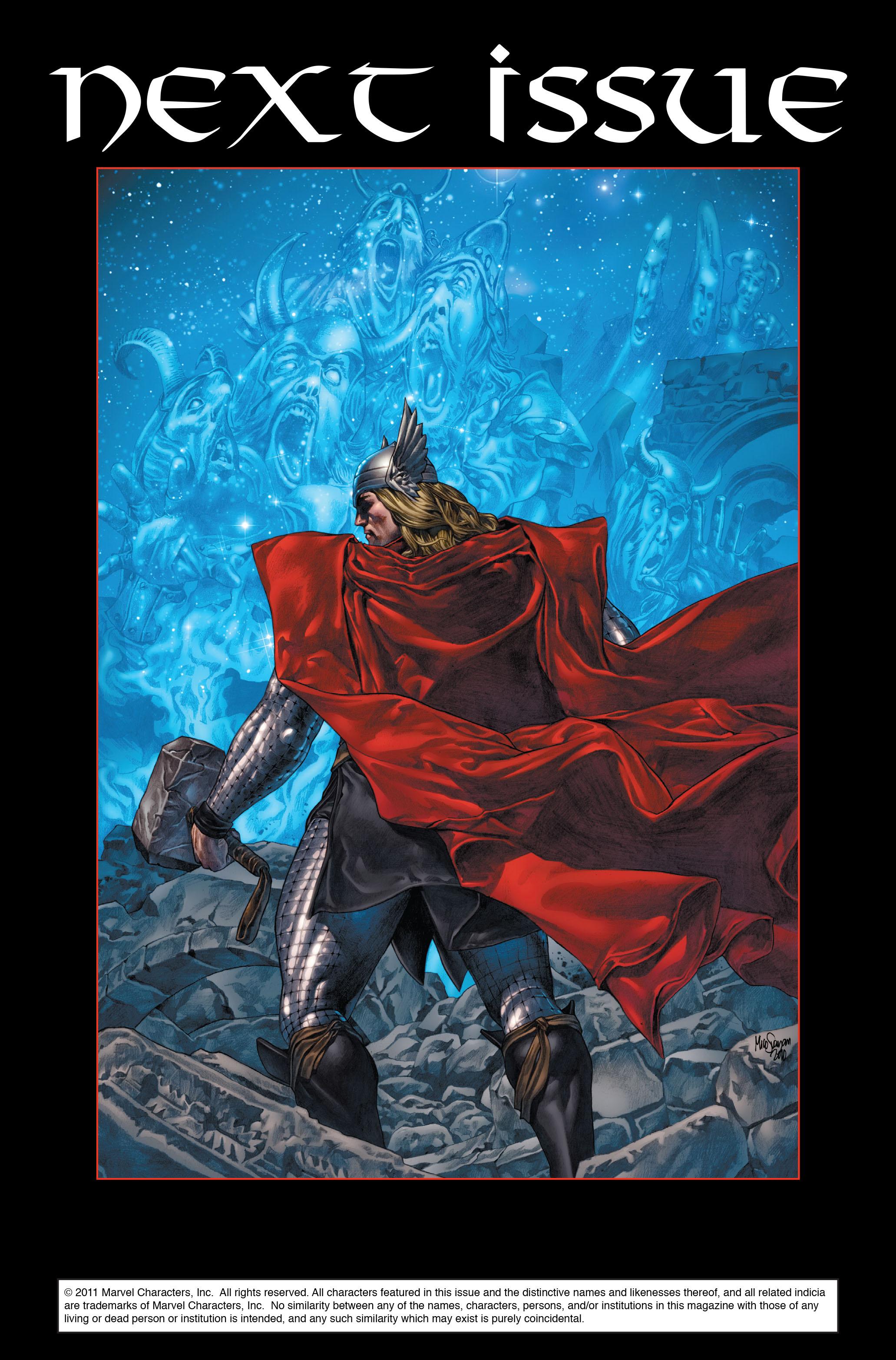 Thor (2007) Issue #610 #23 - English 25