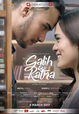 Galih & Ratna 2017