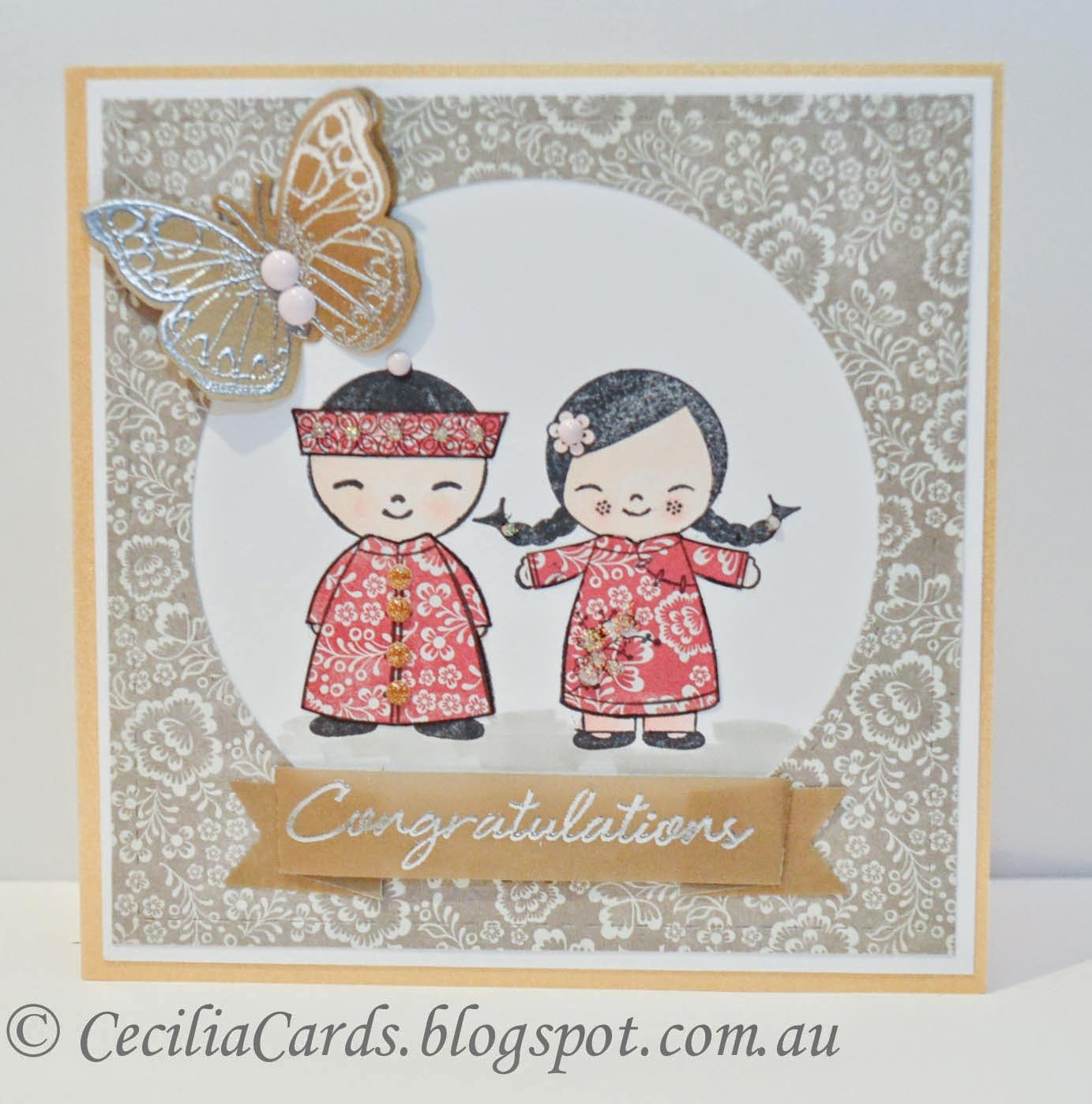 CeciliaCards 2May2014 - Asian Wedding Cards Uk