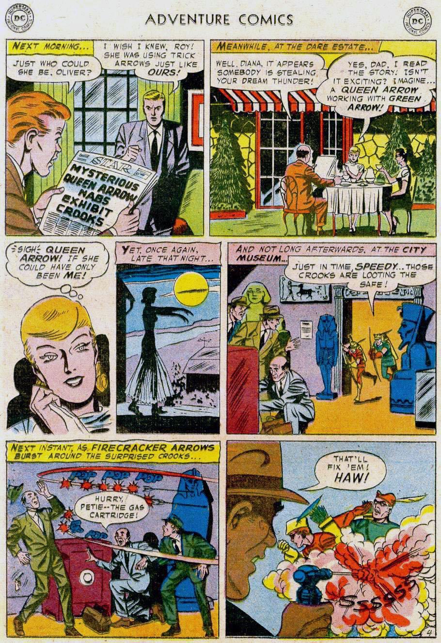 Read online Adventure Comics (1938) comic -  Issue #241 - 20
