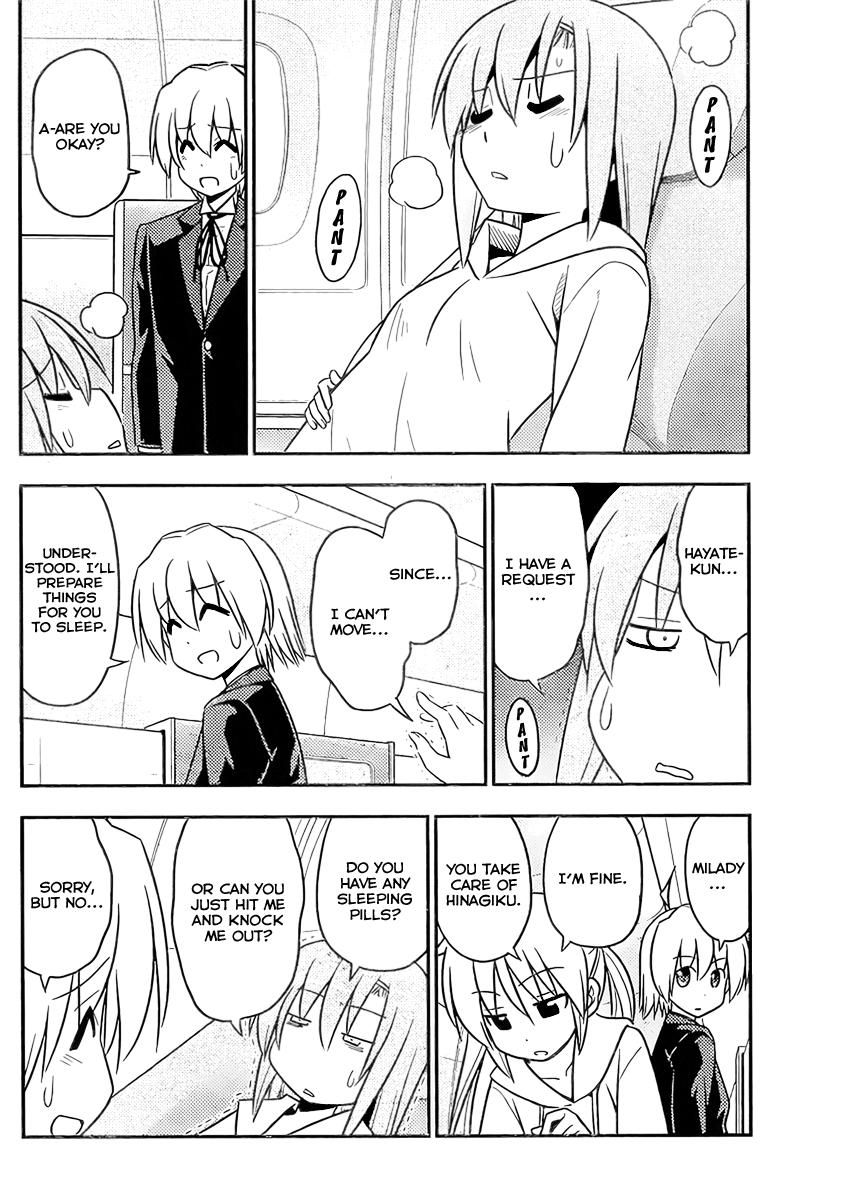 Hayate the Combat Butler - Chapter 556