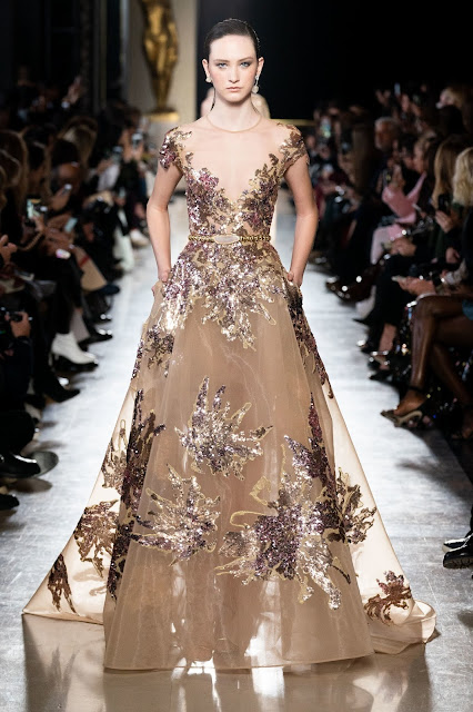 Glimmer and Sparkle: Elie Saab