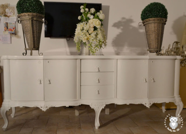 chippendale e shabby chic