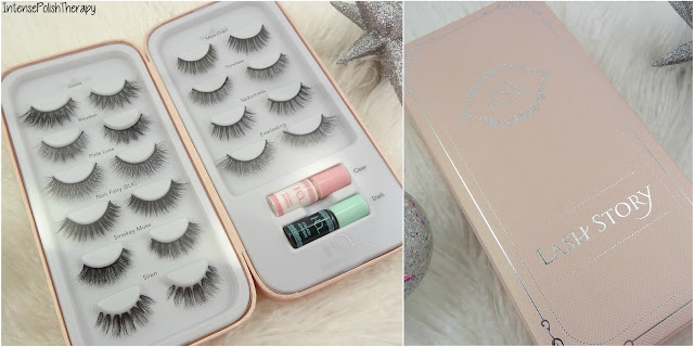 Sephora Collection  House Of Lashes - Lash Story Deluxe Lash Set