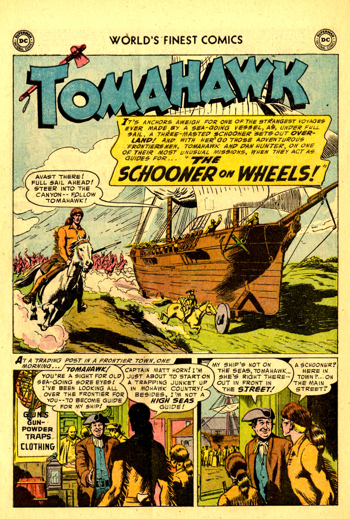 Read online World's Finest Comics comic -  Issue #76 - 28
