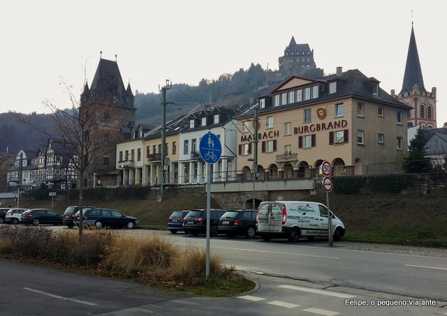 Bacharach e Boppard_Rota do Reno Romântico_Alemanha
