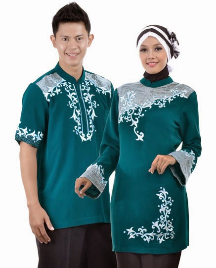 Baju Couple Muslim Elegan dan Modern