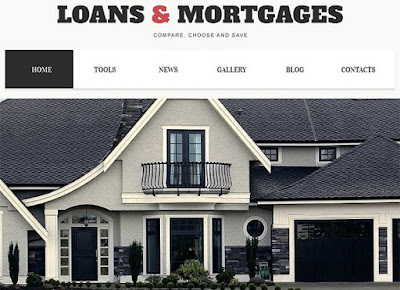 Fair Mortgage WordPress Theme