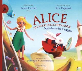 Alice nel paese delle meraviglie. Nella tana del Coniglio