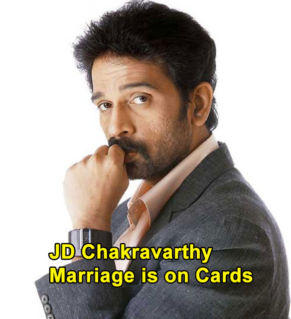 JD Chakravarthy Marriage Confirmed Photos